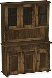 highboard eiche antik classico esszimmer holz pinie