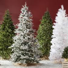 75 Flocked Slim Christmas Tree by Artificial Christmas Trees You U0027ll Love Wayfair