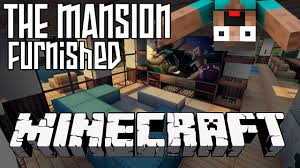 Minecraft Kitchen Ideas Keralis by Minecraft Mansion Hd Furnished Interior Youtube