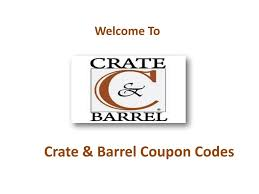 PPT - Crate & Barrel Coupon Codes PowerPoint Presentation ... Pottery Barn Fniture Shipping Coupon 4 Corner Fingerboards Coupon Code Crate Barrel Coupons Doki Coupons Hello Subscription And Barrel Code 2013 How To Use Promo Codes For Crateandbarrelcom Black Friday 2019 Ad Sale Deals Blacker And Discount With Promotional Emails 33 Examples Ideas Best Practices Asian Chef Mt Laurel Taylor Swift Shop Promo Codes Crateand 15 Off 2018 Galaxy S4 O2 Contract