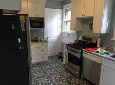 Home Depot Merola Penny Tile by Merola Tile Arte Black 9 1 2 In X 9 1 2 In Porcelain Floor And