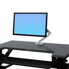 Monitor Stands For Desks Nz by Mini Desk Mount Arm Mx Monitor Arm For Light Displays Ergotron