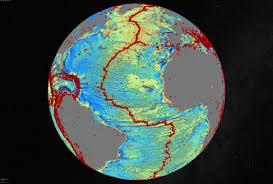 Sea Floor Spreading Model Worksheet Answers by Geogarage Blog 9 28 14 10 5 14