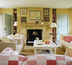 Rustic Interior Doors For Country Style Living Room Decor
