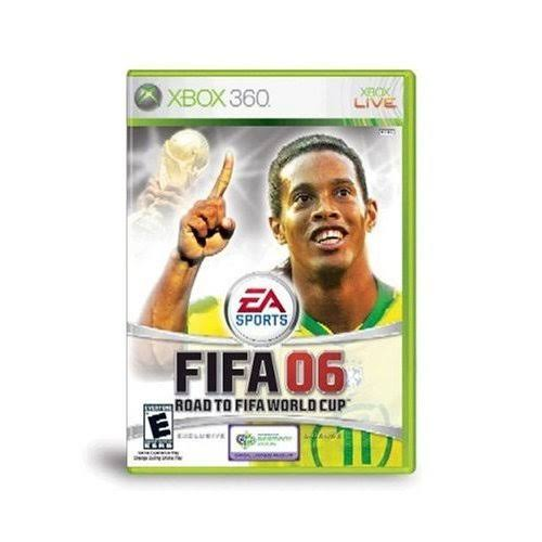 FIFA 06: Road To Fifa World Cup [Xbox 360 Game]