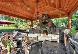 37 Outdoor Kitchen Ideas & Designs Picture Gallery Designing Idea