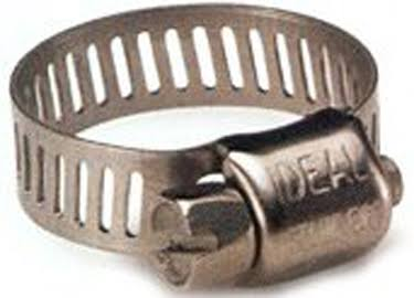 "Ideal 6260653 Stainless Steel Hose Clamp - 5/16"" x 7/8"""