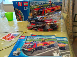 Review: LEGO City Airport Fire Truck Set 60061 - Daddacool Lego Technic Airport Rescue Vehicle 42068 Toys R Us Canada Amazoncom City Great Vehicles 60061 Fire Truck Station Remake Legocom Lego Set 7891 In Bury St Edmunds Suffolk Gumtree Cobi Minifig 420 Pieces Brick Forces Pley Buy Or Rent The Coolest Airport Fire Truck Youtube Series Factory Sealed With 148 Traffic 2014 Bricksfirst Itructions Best 2018