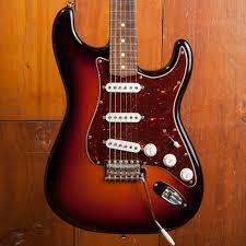 Fender John Mayer Special Edition Black1 Stratocaster The Black