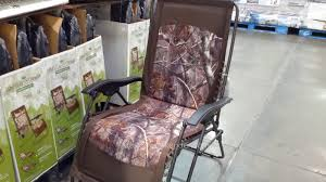 Timber Ridge Folding Lounge Chair by Timber Ridge Zero Gravity Lounger Chair Camouflage Costco Weekender