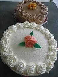 dessert avec creme fouettee decorer un gateau avec chantilly meilleur travail des chefs