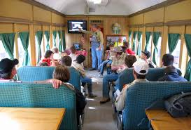 100 Truck Transportation Merit Badge Oklahoma Railway Museum Kicks Off Scout Program With
