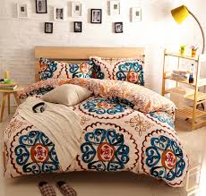 Bedroom Gorgeous Bedding Paisley forter With Elegant Colors