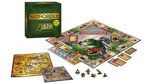 GameStop Ruins Zelda Themed Monopoly Board With Exclusive In Game Content