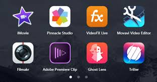 25 Best Video Editing Apps for iPhone 7 6 5