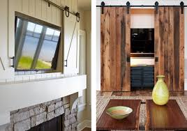 7 Ways To Hide Your TV Urban Woodcraft Interior Barn Door Reviews Wayfair Doors Tv Custom Sized And Finished Www Gracie Oaks Cleveland 60 Stand Farmhouse Woodwaves 50 Ways To Use Sliding In Your Home 27 Awesome Ideas For The Homelovr Remodelaholic 95 To Hide Or Decorate Around Custom Made Reclaimed Wood By Heirloom Llc Headboard Window Covers Youtube 9 You Can Southern California Double Closet