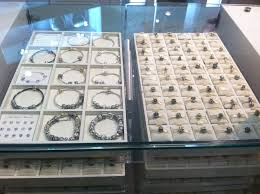 Pandora Jewelry Display