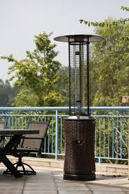 Living Accents Patio Heater Inferno by Backyard Creations Inferno 51 000 Btu Propane Patio Heater At