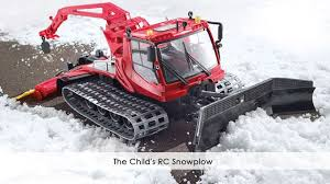 100 Rc Truck Snow Plow The Childs RC Plow