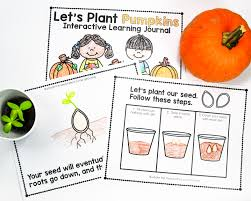 Printable Pumpkin Books For Preschoolers by Counting Pumpkin Seeds Simply Kinder