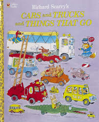 100 Go Cars And Trucks And And Things That By Richard Scarry MudPuddles
