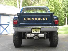 Traded My 1998 GMC For A 1986 K!0 - The 1947 - Present Chevrolet ...