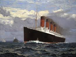 rms lusitania wikipedia