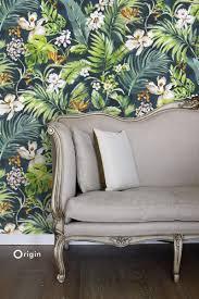wohnzimmer fototapete tropische motive grün 357207