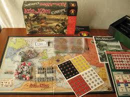 Picture Of Axis Allies Europe