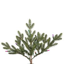 8 Ft Black Artificial Christmas Tree by Discount Artificial Christmas Trees