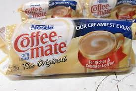 Image Is Loading NESTLE Coffee Mate Creamer Original 5g X