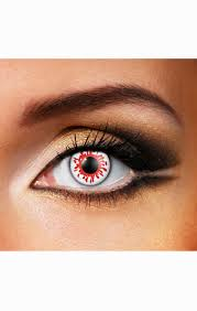 Prescription Contact Lenses Halloween Australia by Contact Lenses Colour Vue Primal Coloured Crazy Contacts