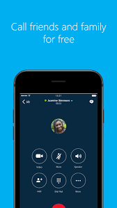 Skype for iPhone Free Download Ver 6 34 1 for iOS AppSoDo