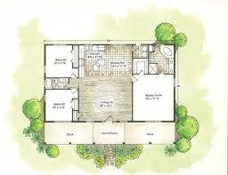 style house plans with interior courtyard small house plans courtyard ranch houses house plans вђ home