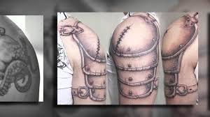 30 Best Shoulder Tattoos For Men