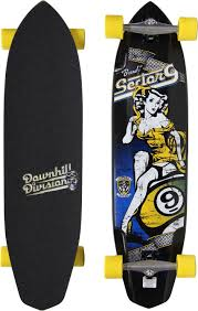 100 Sector 9 Trucks Downhill Division Brandy Complete 100 Gullwing Charger
