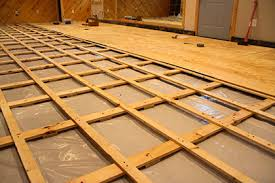 Beautiful Dance Floor Construction Intended For The Eureka Retreat Building