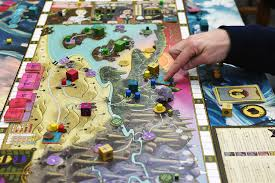 Fueled By Love Of Games MU Professor Creates Successful Board Game His Own