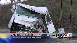 Latest Tulsa News Videos | FOX23 Man Dies In Wood Chipper Accident The Wimmera Mailtimes 2 Hurt Crash Volving Mail Truck Car Shaler Wpxi Slammed Superfly Autos Part 15 Government Claim Injury Attorney Scott Law Firm Developing Police Fire Respond To Ctortrailer Driver Spins Out On Wet Road Border Mail Overturns 2car Lancaster Township Truck For Children Vehicles Trucks Cartoon Kids Cars Wallingford A Postal Worker Was Hospitalized With Minor Injuries Carrier Crash Nj Nbc 10 Pladelphia Accident Us V Bystanders Said T Flickr Postal Lawyers Michigan