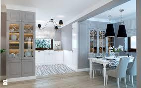 Dining Room Cabinet Ideas Jadalnia Styl Nowojorski ZdjATMcie Od Studio Of