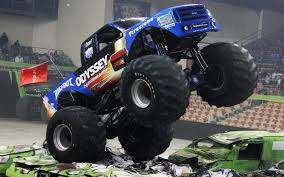 Top 10 Scariest Monster Trucks - Truck Trend Tmb Tv Mt Unlimited Moment Retro Bigfoot Monster Truck Qualifying Lego Technic Bigfoot 1 Rc Moc With Itructions Meet The Man Behind First Wsj Poster Ii Car Posters Monster Truck Defects From Ford To Chevrolet After 35 Years Atlanta Motorama Reunite 12 Generations Of Mons Tra360841 110 Scale Officially Licensed Replacementica 1047 Kiss Fm Working Lot Sled Part Original Box Classic Rtr Blue Hobbyquarters Traxxas 2wd Tq Eurorccom