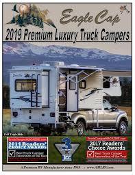 100 Truck Camper Magazine 2019 Alp Eagle Cap Brochure Download RV Brochures