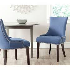 Blue Dining Chairs Kitchen Room Furniture The Home Light ...