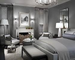 master bedroom decorating ideas black and white Elegant Master