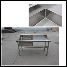 Fish Cleaning Station With Sink by List Manufacturers Of Table With Sink Price Buy Table With Sink