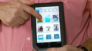 Barnes & Noble Nook HD and Nook HD preview