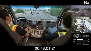 100 Truck Driving Company Tries Selfdriving Semi In Heavy Rain Heres How It Turned Out