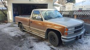 Chevrolet C/K 1500 Questions - It Would Be Interesting How Many ... Chevy Stepside Custom Chop Top Low Rider Shortbox Pickup Xshow The Crate Motor Guide For 1973 To 2013 Gmcchevy Trucks 2950 Diesel 1982 Chevrolet Luv Rear Ends New Used 2014 Silverado 1500 Have A Old 89 Hey Yall Blowout Sale 50 Off Support And Gmc Classics For On Autotrader 9598 Prunner Fiberglass Fenders Baja Pinterest Road 5 Best Midsize Gear Patrol Trash 1984 C1500 Offered Sale By Gateway Classic Cars Chevygmc Ford By Owner Gallery 2013present Lightlyused Year To Buy