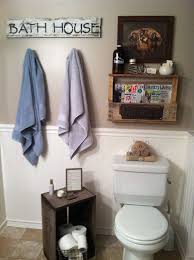 inspiration of bathroom shelf decorating ideas with best 25 pallet