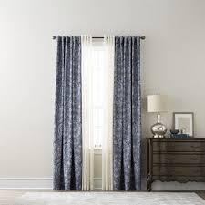 royal velvet florence jcpenney home batiste sheer curtain panels